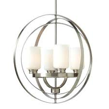 fascinating brushed nickel chandelier lighting metro 3 light inch brushed nickel chandelier ceiling light progress lighting