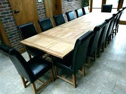 round dining room tables for 10 dining room table seats extendable dining table seats room the