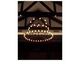 pl227 wrought iron chandelier pendant lamp