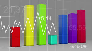 Colour Chart Video Multi Color Chart Bar Statistic Stock Footage Video 100 Royalty Free 7869643 Shutterstock