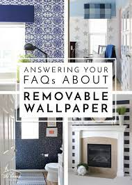 Removable Wallpaper ...