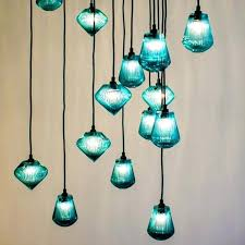 colored glass lighting. Colored Glass Light Fixtures Bead Pendant By Tom Ceiling . Lighting