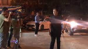 هانى رمزى يقدم العزاء في شقيق رامى صبرى .. صور - اخبار عاجلة