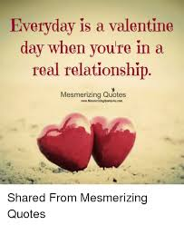 Mesmerizing Quotes On Valentine Day