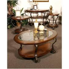 ashley furniture round coffee table distressed wood round dining table