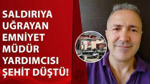 Hakkari Emniyeti'nde silahlı saldırı: Emniyet Müdür Yardımcısı Hasan Cevher  hayatını kaybetti! - YouTube