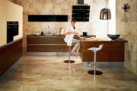 Marble Kitchen Flooring Rude And Smooth Marble Kitchen Flooring Orchidlagooncom