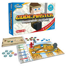 Fun Business Games New Code Master Game Teaches Kids Coding Logic No Computer