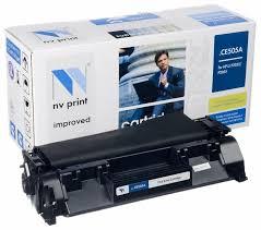 <b>Картридж NV Print</b> CE505A для HP, совместимый — купить по ...