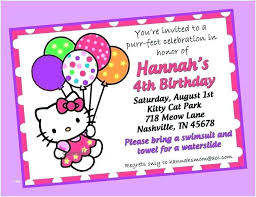 Free Birthday Card Maker Printable Birthday Card Maker Beautiful Hello Kitty