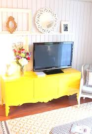 yellow furniture. Yellow Tv Stand By High Gloss Furniture N