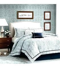 paisley comforter set queen navy blue home pale regarding sets idea tommy hilfiger mission comfort
