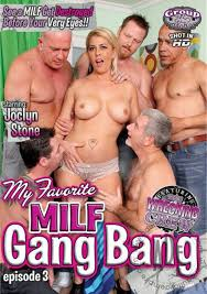 Milf gang bang movie