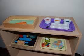 preschool art table. Preschool_art_shelf Preschool Art Table