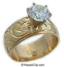 hawaiian heirloom jewelry 14k yellow gold enement rings hawaiian heirloom jewelry hawaiian jewelry tahitian