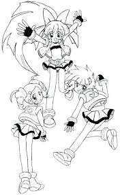 Powerpuff Girls Z Coloring Pages Page Girl Power Puff Best Co Acnee