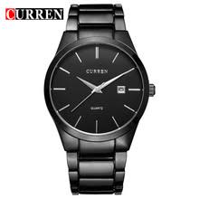 men 39 s watches directory of sports watches digital watches and relogio masculino curren luxury brand full stainless steel analog display date men s quartz watch business watch
