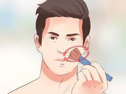how to apply makeup to look more masculine
