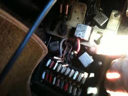 1972 350sl 450sl fuse panel electrical mercedes benz forum click image for larger version 0628 1 jpg views 6544
