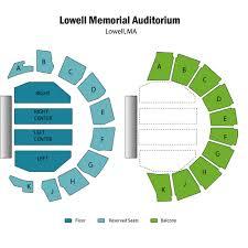 Hu Ke Lau Seating Chart Lowell Memorial Auditorium Seating Chart Theatre In Boston