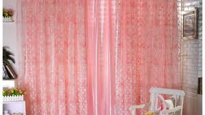 peach curtains for bedroom.  For Home Interior Genuine Peach Curtains For Bedroom Pink Floral Polka Dots  Dreamy Romantic Of Intended
