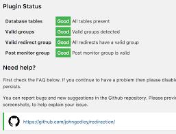 Redirection – WordPress plugin | WordPress.org