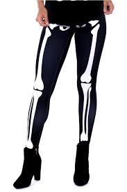 skeleton leggings skeleton leggings
