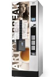 necta canto instant coffee vending