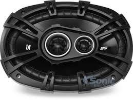 speakers kicker. product name: kicker dsc6930 (43dsc69304) speakers