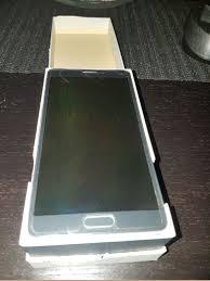 Samsung Galaxy Note 4 Schwarz Sm N910f