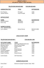 ATLANTIC COUNTY SPECIAL SERVICES SCHOOL DISTRICT 4805 NAWAKWA BOULEVARD  MAYS LANDING, NJ Telephone Directory - PDF Free Download