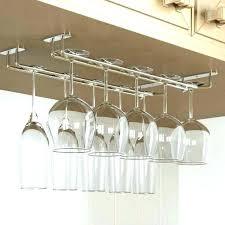 wine glass wall rack hanging wine glass holder racks ceiling rack medium size of storage organizer wine glass wall rack