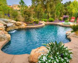 gunite pool cost. A Large Freeform Gunite Pool Like This Typically Costs More. Find Out How Much Inground Cost S