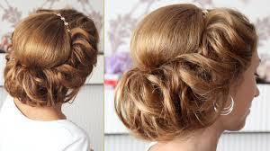 ľahké účesy Na Dlhých Vlasoch Mušle Z Vlasov Svadobný účes