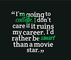 College Quotes Inspirational Mesmerizing Inspirational Quotes About Life And College