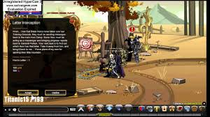Aqw Recommendation Letter