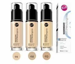 manhattan fresher skin foundation make