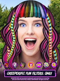 monster high beauty on the app