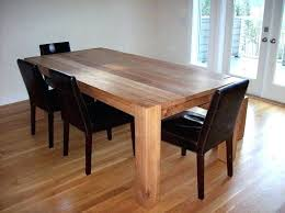 white oak dining table and beautiful ideas extraordinary set coastal beach round extendable 54 diamond trestle