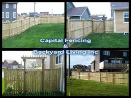 Decorative Fence Toppers Fences Capital Fencing And Backyard Living