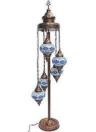 turkish style lighting. mosaic lamps turkish lamp moroccan floor lights unique style lighting