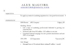how a resume looks. what an excellent resume looks like ...