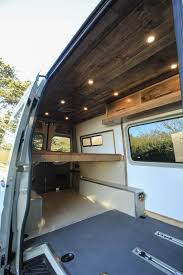 Mercedes Sprinter Van Interior Lights Not Working Phase 1 Sprinter 144 Conversion Ski Haus Van Life