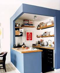 Studio Kitchen For Small Spaces Download Awesome To Do Very Small Apartment Teabjcom