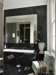 black bathroom. Simon Upton Black Bathroom D