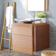 bamboo bathroom vanity. Bamboo Bathroom Vanity E