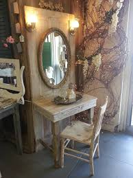vanity made from an old door love it more