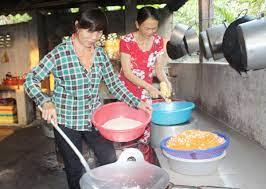 Bếp ăn từ thiện chùa Hư Không: Ấm lòng bệnh nhân nghèo - Báo Long An Online