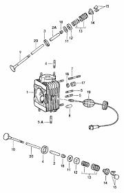 buy porsche 964 911 1989 94 engine valves guides springs valve spring porsche 911 1965 89 964 1990 94