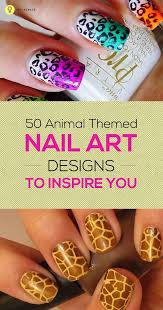 221 best Nails - Animal images on Pinterest | Nail art tutorials ...